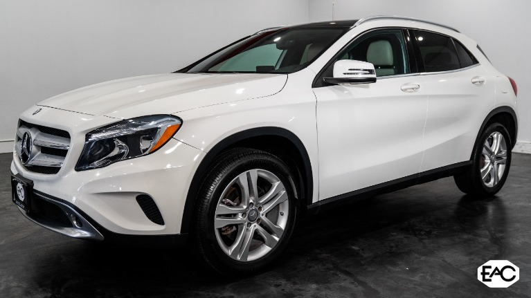 Used 2017 Mercedes-Benz GLA GLA 250 4MATIC for sale $23,995 at Empire Auto Collection in Warren MI