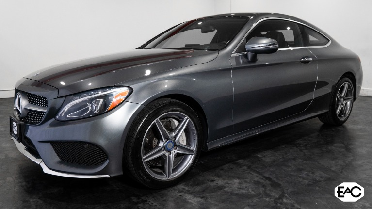 Used 2017 Mercedes-Benz C-Class C 300 4MATIC for sale Sold at Empire Auto Collection in Warren MI 48091 1