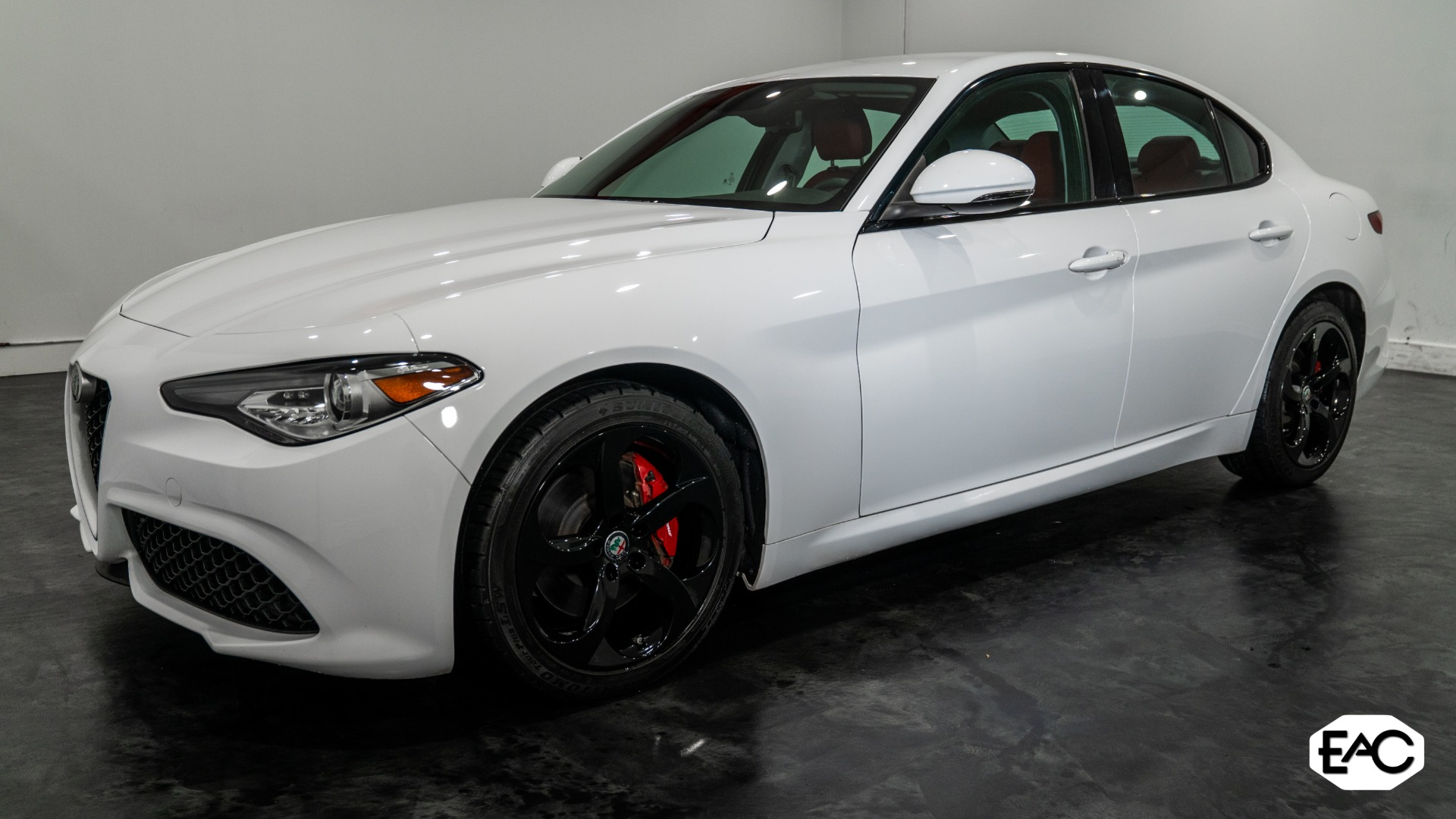 Used 2017 Alfa Romeo Giulia for sale Sold at Empire Auto Collection in Warren MI 48091 1