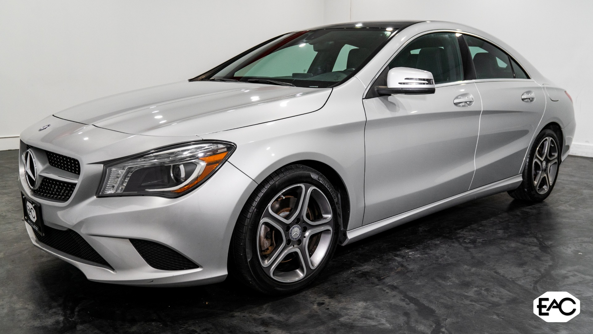 Used 2014 Mercedes-Benz CLA CLA 250 for sale Sold at Empire Auto Collection in Warren MI 48091 1