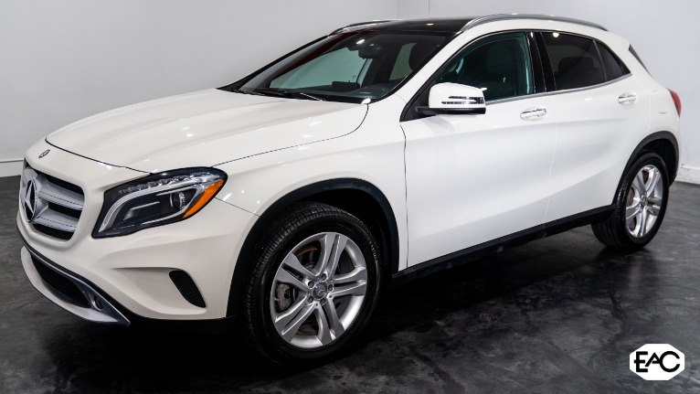 Used 2017 Mercedes-Benz GLA GLA 250 4MATIC for sale $24,490 at Empire Auto Collection in Warren MI