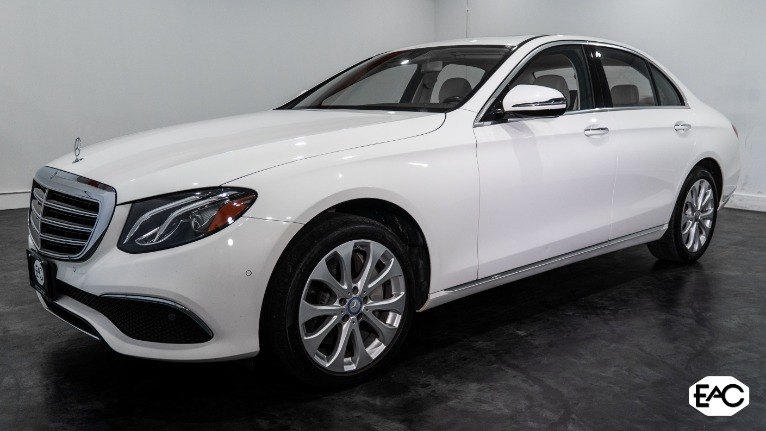 Used 2017 Mercedes-Benz E-Class E 300 4MATIC for sale $30,490 at Empire Auto Collection in Warren MI