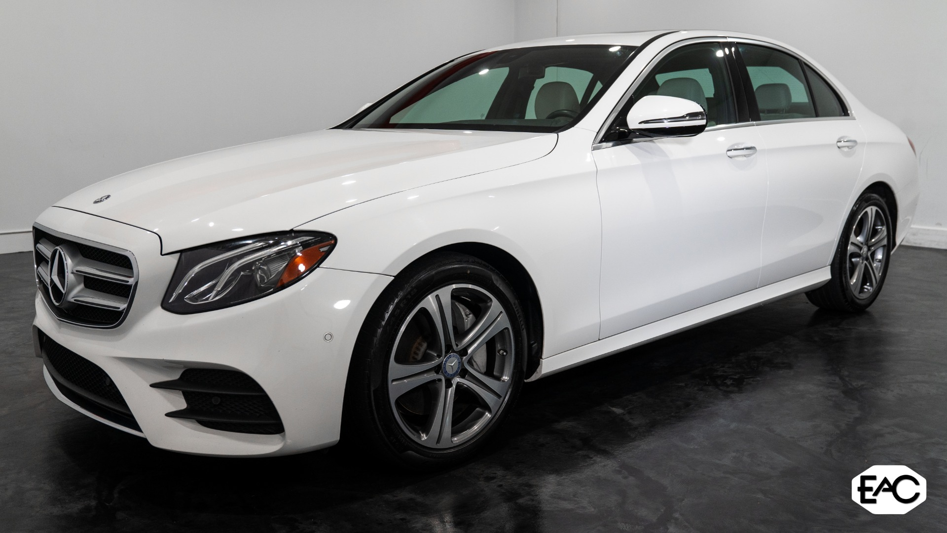 Used 2017 Mercedes-Benz E-Class E 300 4MATIC for sale Sold at Empire Auto Collection in Warren MI 48091 1