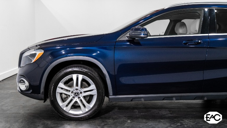 Used 2018 Mercedes-Benz GLA GLA 250 4MATIC for sale $25,490 at Empire Auto Collection in Warren MI 48091 2