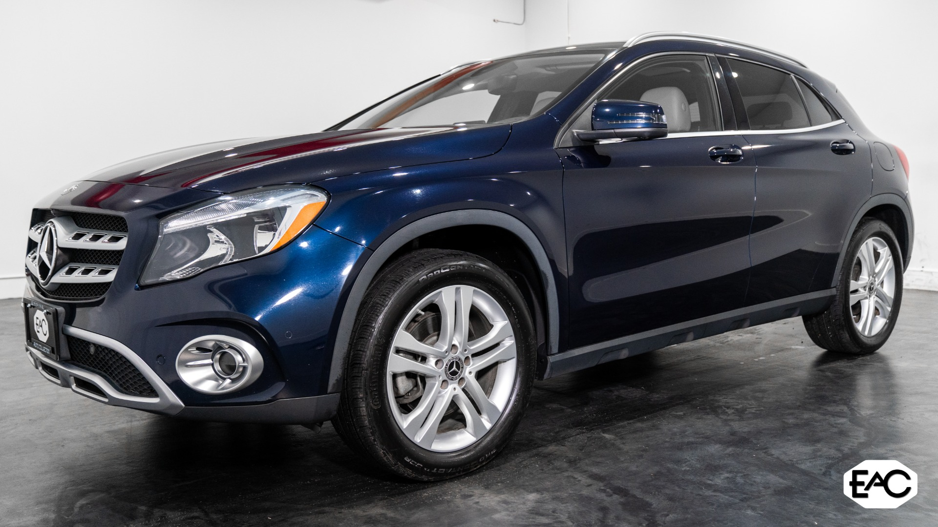 Used 2018 Mercedes-Benz GLA GLA 250 4MATIC for sale $25,490 at Empire Auto Collection in Warren MI 48091 1
