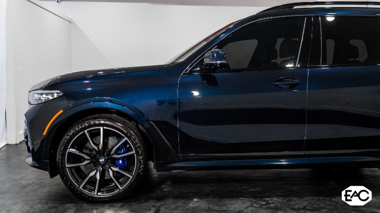 Used 2019 BMW X7 xDrive50i for sale Sold at Empire Auto Collection in Warren MI 48091 2