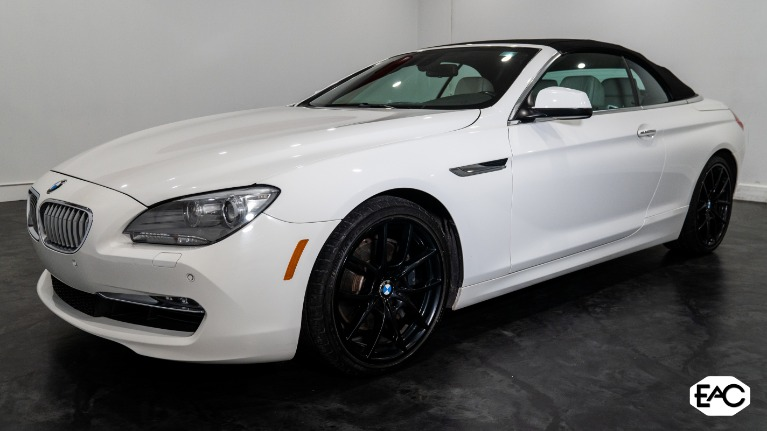 Used 2012 BMW 6 Series 650i for sale Sold at Empire Auto Collection in Warren MI 48091 2