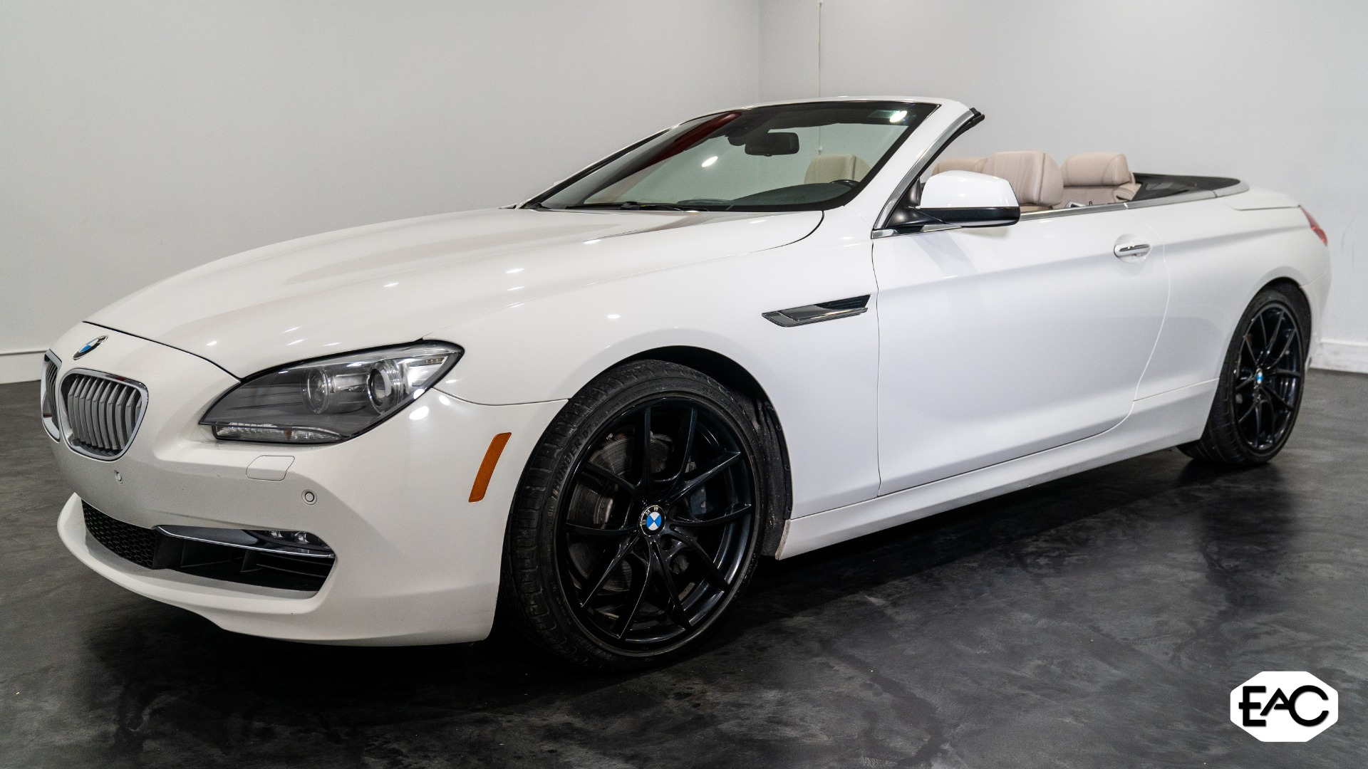Used 2012 BMW 6 Series 650i for sale Sold at Empire Auto Collection in Warren MI 48091 1
