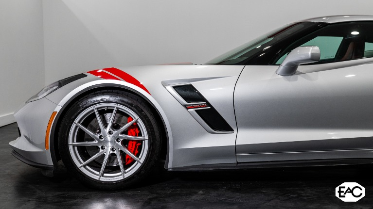 Used 2017 Chevrolet Corvette Grand Sport for sale Sold at Empire Auto Collection in Warren MI 48091 2