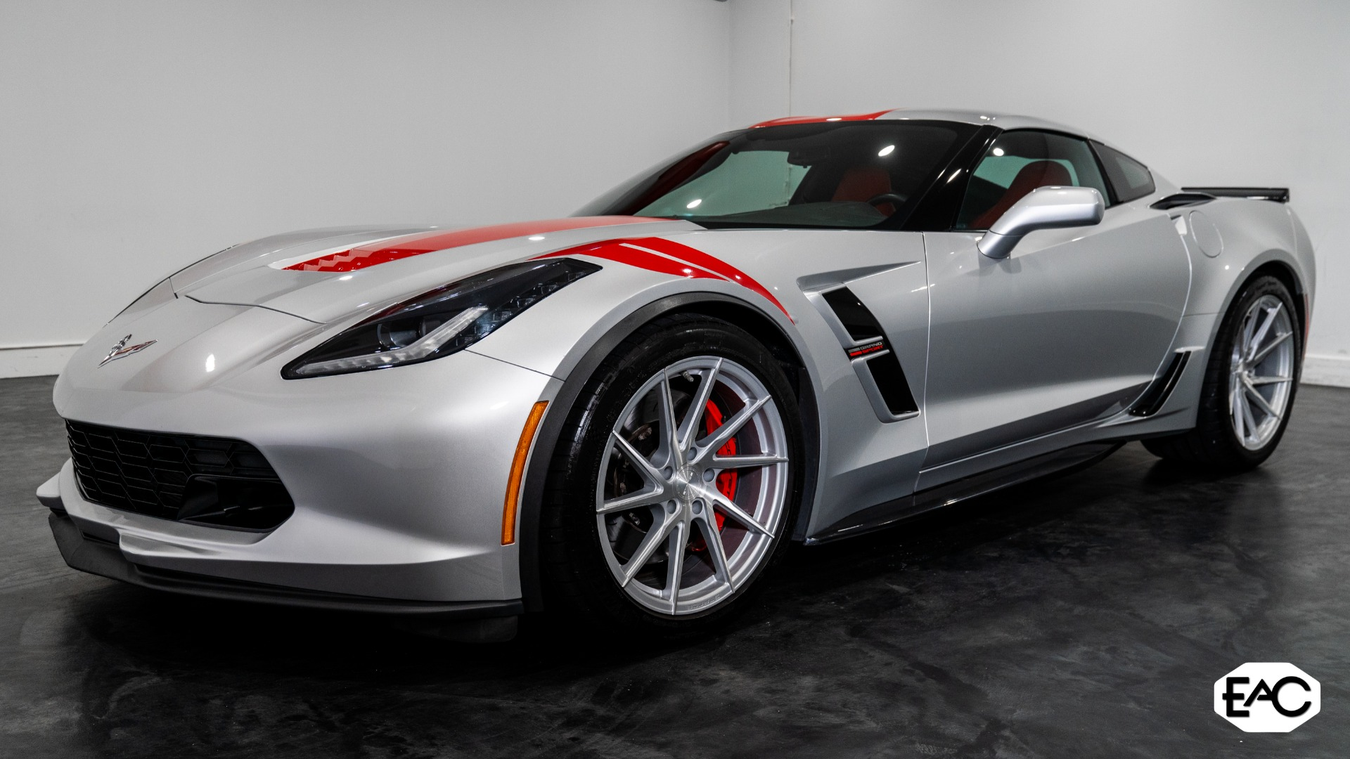 Used 2017 Chevrolet Corvette Grand Sport for sale Sold at Empire Auto Collection in Warren MI 48091 1