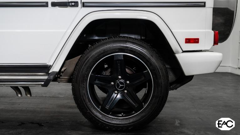 Used 2018 Mercedes-Benz G-Class G 550 for sale Sold at Empire Auto Collection in Warren MI 48091 4