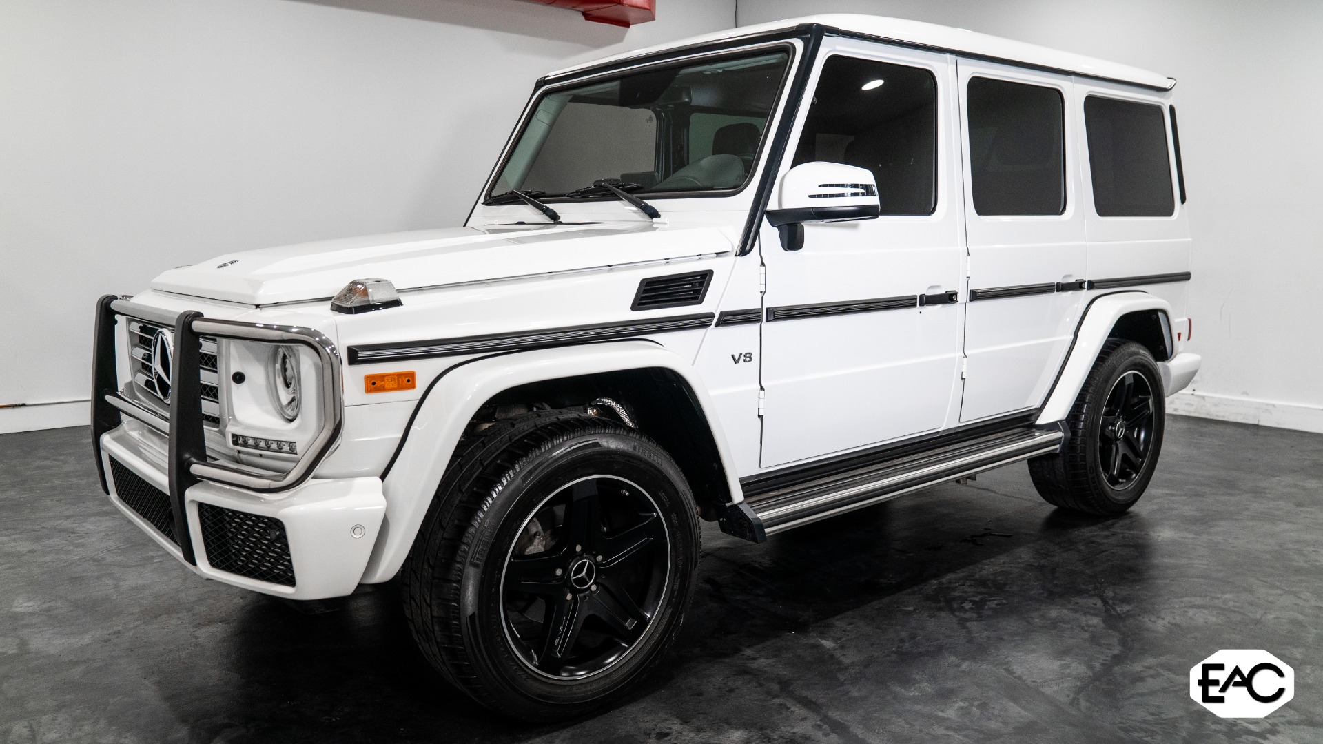Used 2018 Mercedes-Benz G-Class G 550 for sale Sold at Empire Auto Collection in Warren MI 48091 1