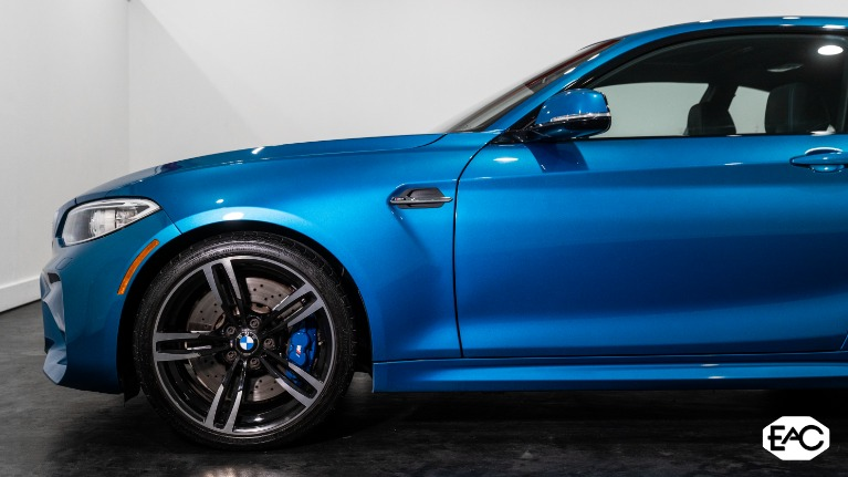 Used 2017 BMW M2 for sale Sold at Empire Auto Collection in Warren MI 48091 2