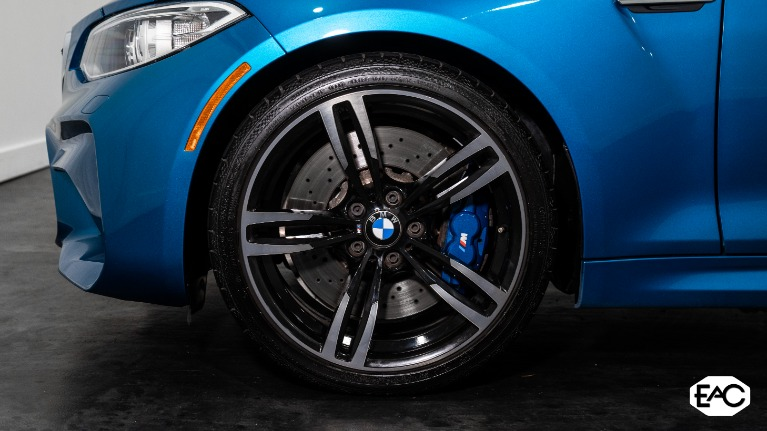 Used 2017 BMW M2 for sale Sold at Empire Auto Collection in Warren MI 48091 3