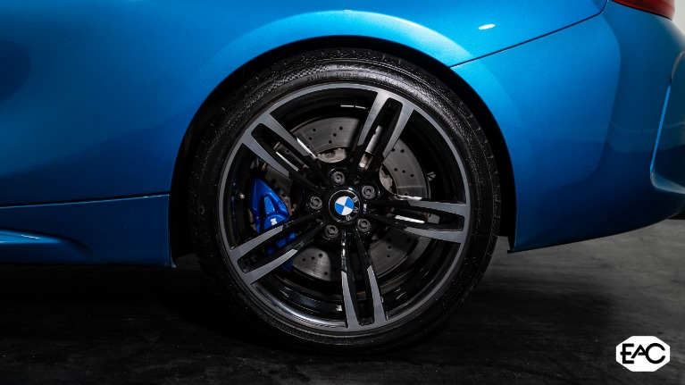 Used 2017 BMW M2 for sale Sold at Empire Auto Collection in Warren MI 48091 4