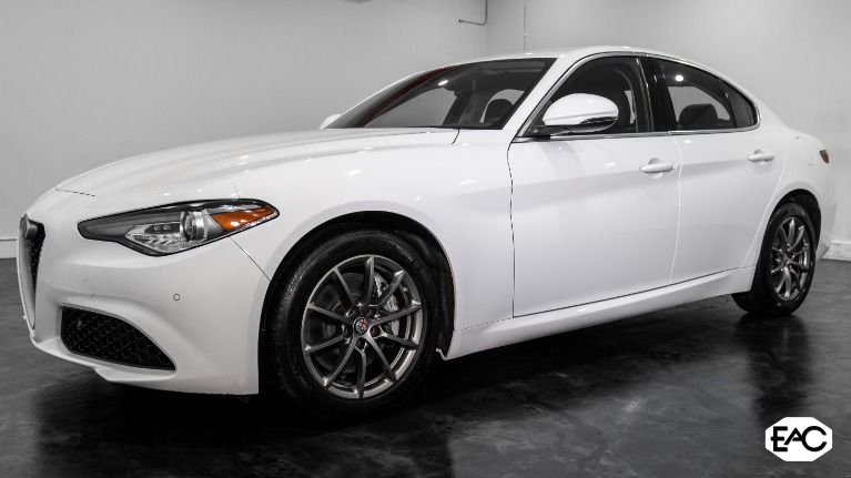 Used 2017 Alfa Romeo Giulia AWD BASE for sale $22,490 at Empire Auto Collection in Warren MI