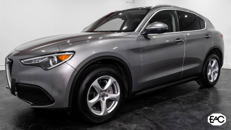 Used 2018 Alfa Romeo Stelvio for sale $25,990 at Empire Auto Collection in Warren MI