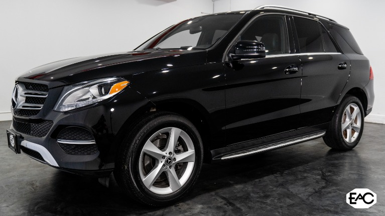 Used 2017 Mercedes-Benz GLE GLE 350 4MATIC for sale $34,990 at Empire Auto Collection in Warren MI