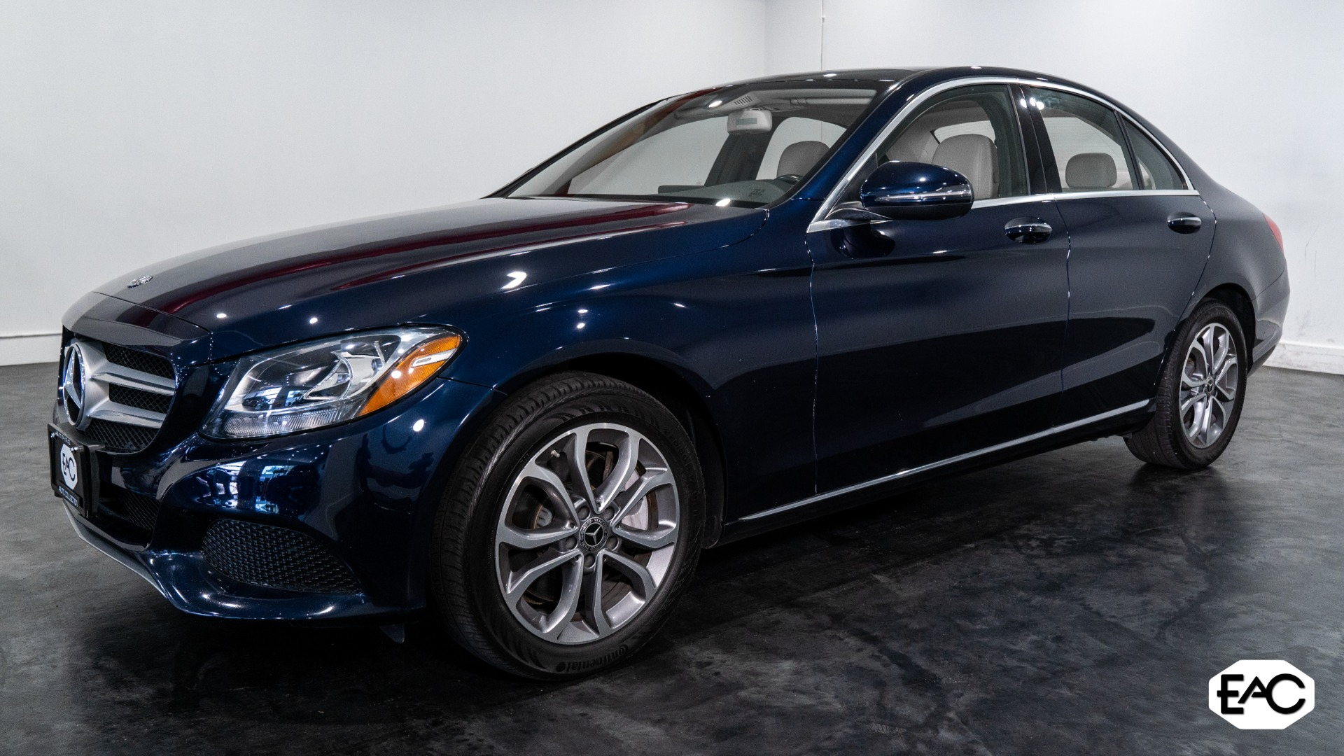 Used 2017 Mercedes-Benz C-Class C 300 Sport 4MATIC for sale Sold at Empire Auto Collection in Warren MI 48091 1
