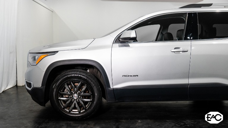 Used 2017 GMC Acadia SLT-1 for sale Sold at Empire Auto Collection in Warren MI 48091 2