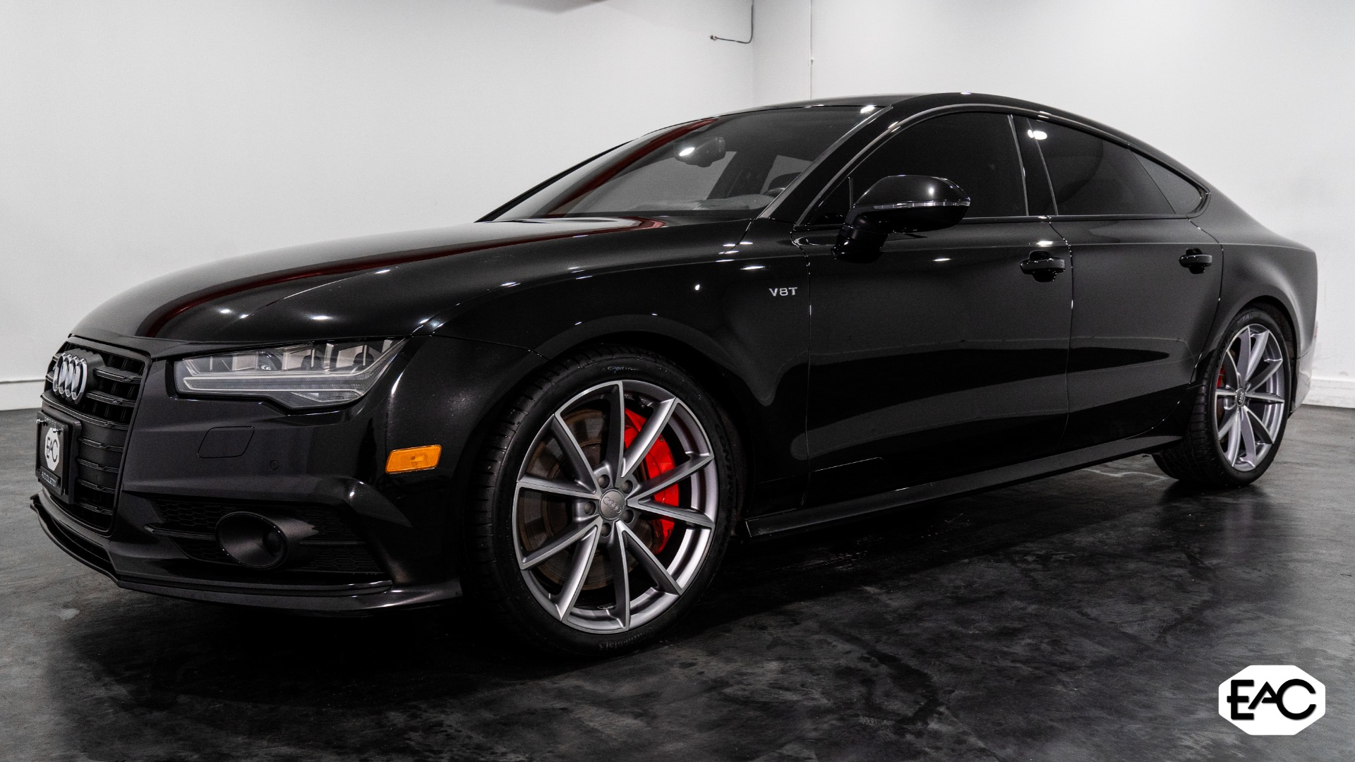 Used 2017 Audi S7 4.0T quattro Premium Plus for sale Sold at Empire Auto Collection in Warren MI 48091 1