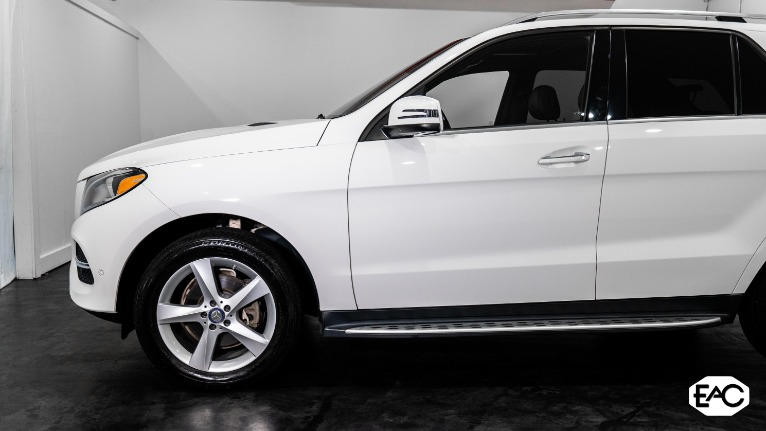 Used 2017 Mercedes-Benz GLE GLE 350 4MATIC for sale Sold at Empire Auto Collection in Warren MI 48091 2