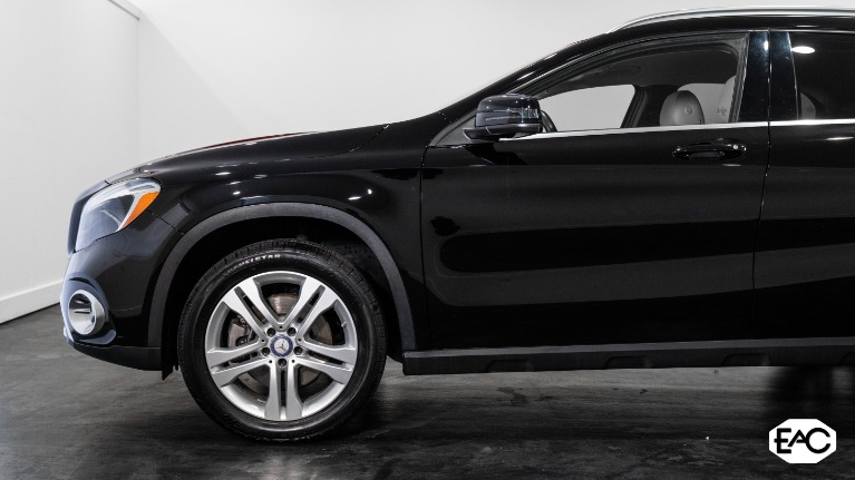 Used 2018 Mercedes-Benz GLA GLA 250 4MATIC for sale Sold at Empire Auto Collection in Warren MI 48091 2