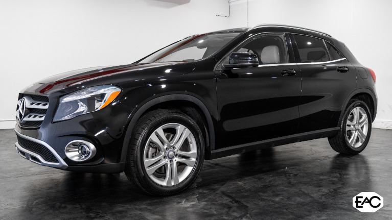 Used 2018 Mercedes-Benz GLA GLA 250 4MATIC for sale $26,700 at Empire Auto Collection in Warren MI