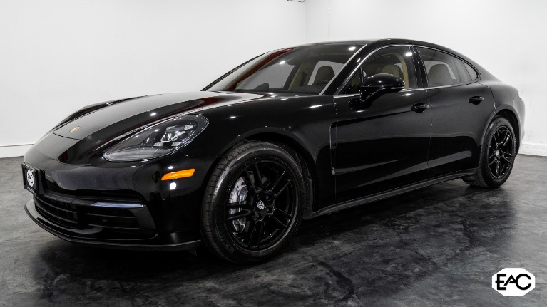 Used 2017 Porsche Panamera 4 for sale $65,990 at Empire Auto Collection in Warren MI