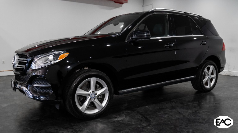 Used 2017 Mercedes-Benz GLE GLE 350 4MATIC for sale $32,990 at Empire Auto Collection in Warren MI 48091 1