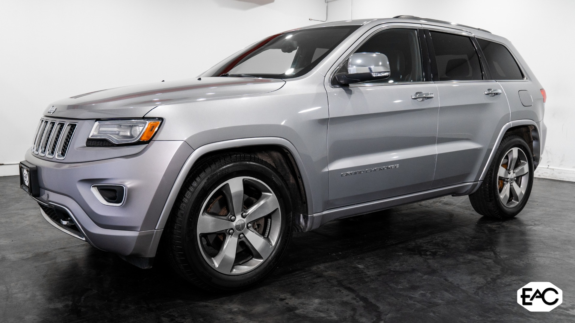 Used 2014 Jeep Grand Cherokee Overland for sale Sold at Empire Auto Collection in Warren MI 48091 1