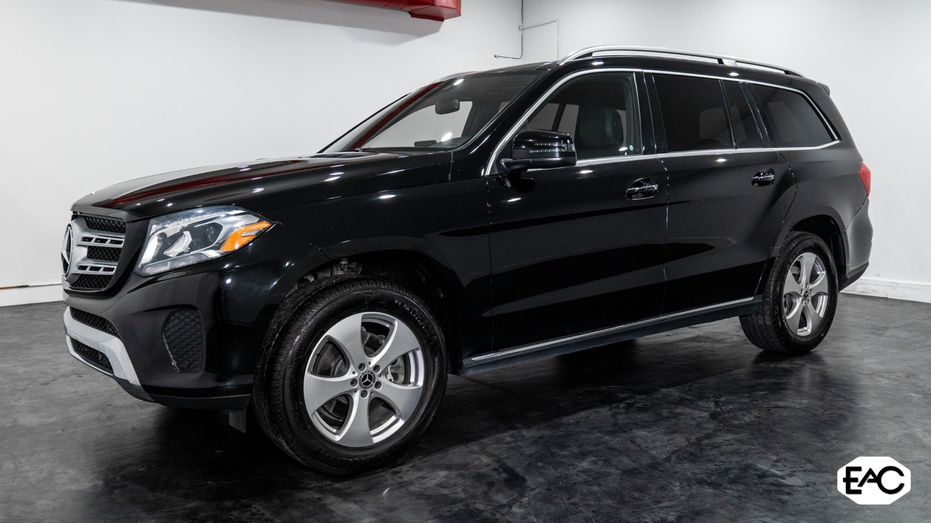 Used 2019 Mercedes-Benz GLS GLS 450 for sale Sold at Empire Auto Collection in Warren MI 48091 1