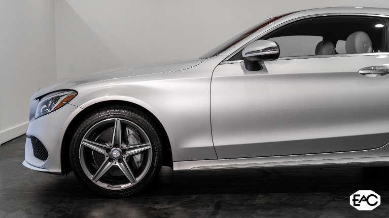 Used 2017 Mercedes-Benz C-Class C 300 4MATIC for sale $31,490 at Empire Auto Collection in Warren MI 48091 2