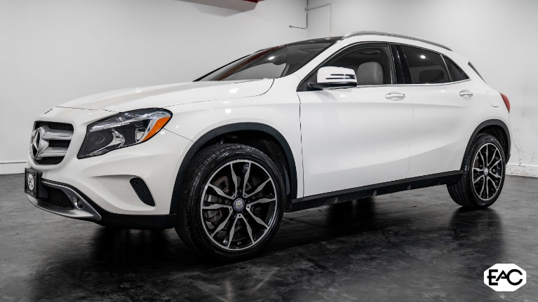 Used 2017 Mercedes-Benz GLA GLA 250 4MATIC for sale $26,990 at Empire Auto Collection in Warren MI