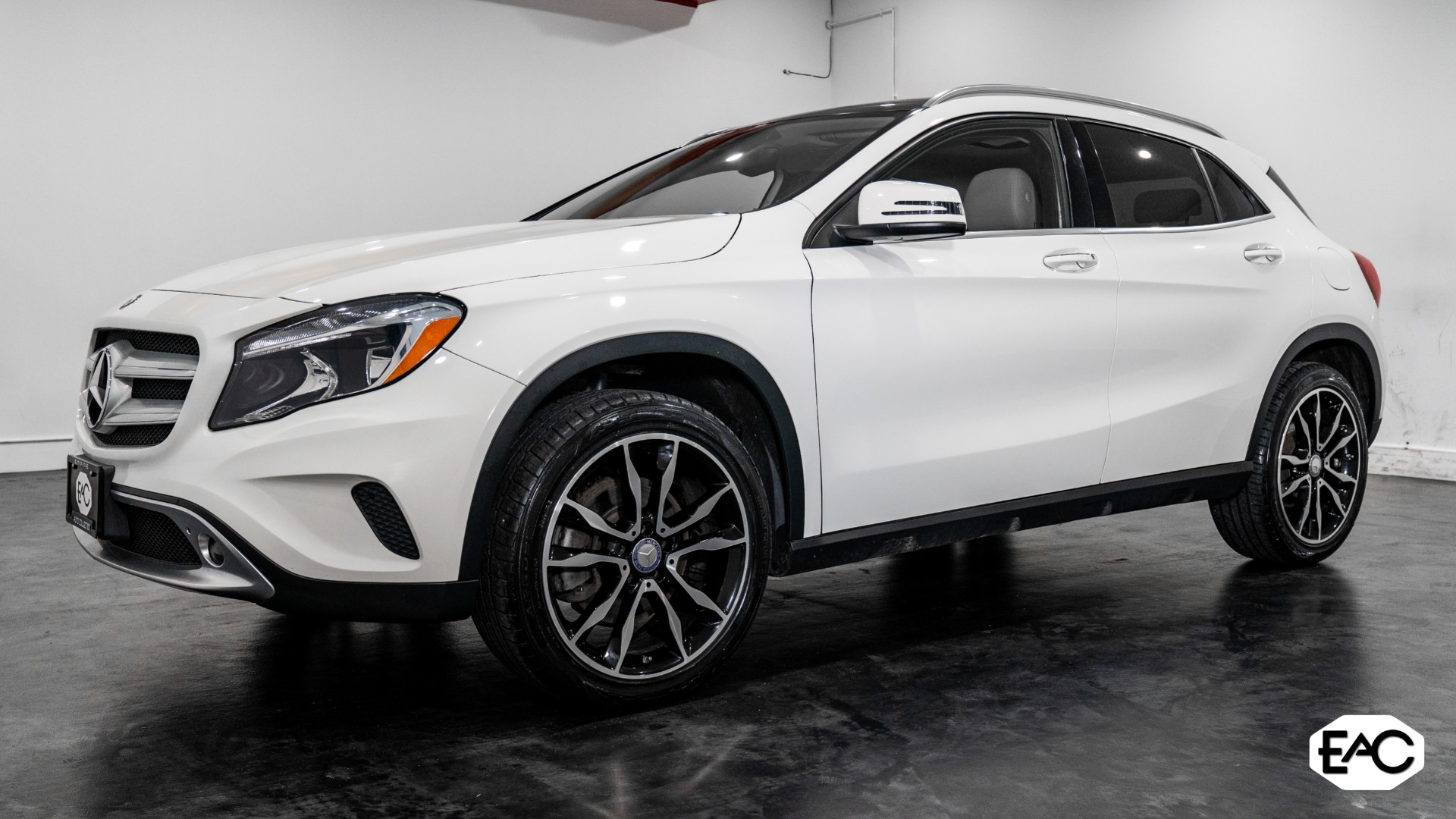 Used 2017 Mercedes-Benz GLA GLA 250 4MATIC for sale Sold at Empire Auto Collection in Warren MI 48091 1