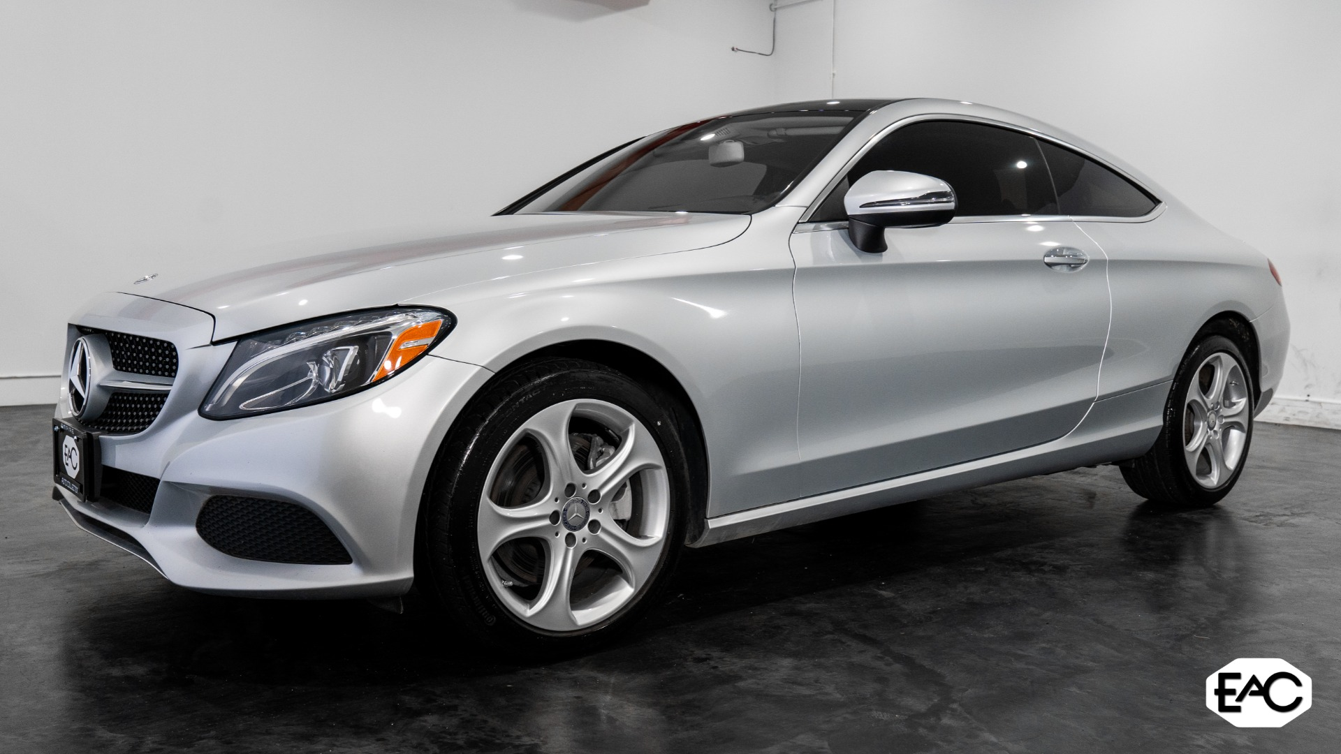 Used 2017 Mercedes-Benz C-Class C 300 4MATIC for sale $30,490 at Empire Auto Collection in Warren MI 48091 1