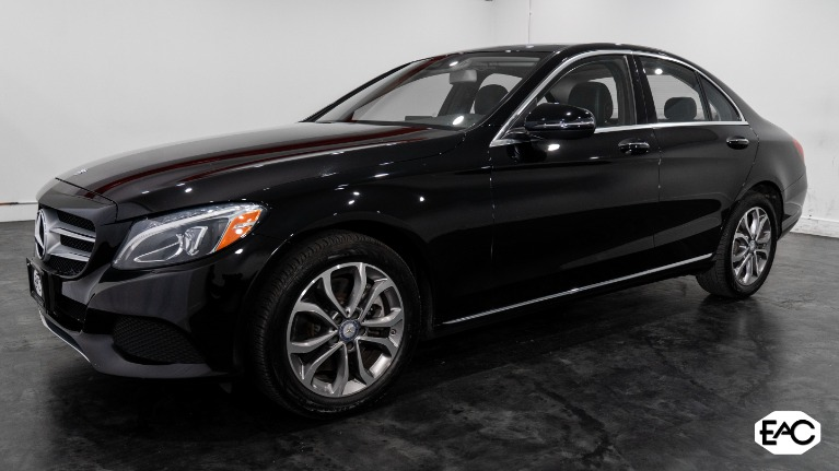 Used 2017 Mercedes-Benz C-Class C 300 Luxury 4MATIC for sale $26,990 at Empire Auto Collection in Warren MI