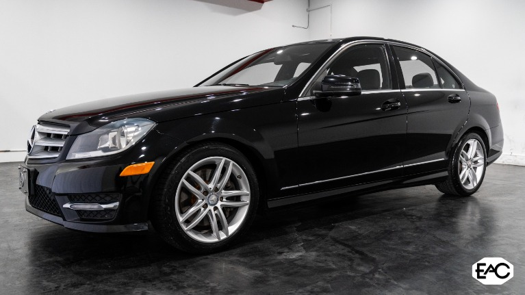 Used 2013 Mercedes-Benz C-Class C 300 Luxury 4MATIC for sale Sold at Empire Auto Collection in Warren MI 48091 1