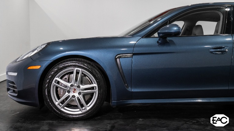 Used 2014 Porsche Panamera 4 for sale Sold at Empire Auto Collection in Warren MI 48091 2