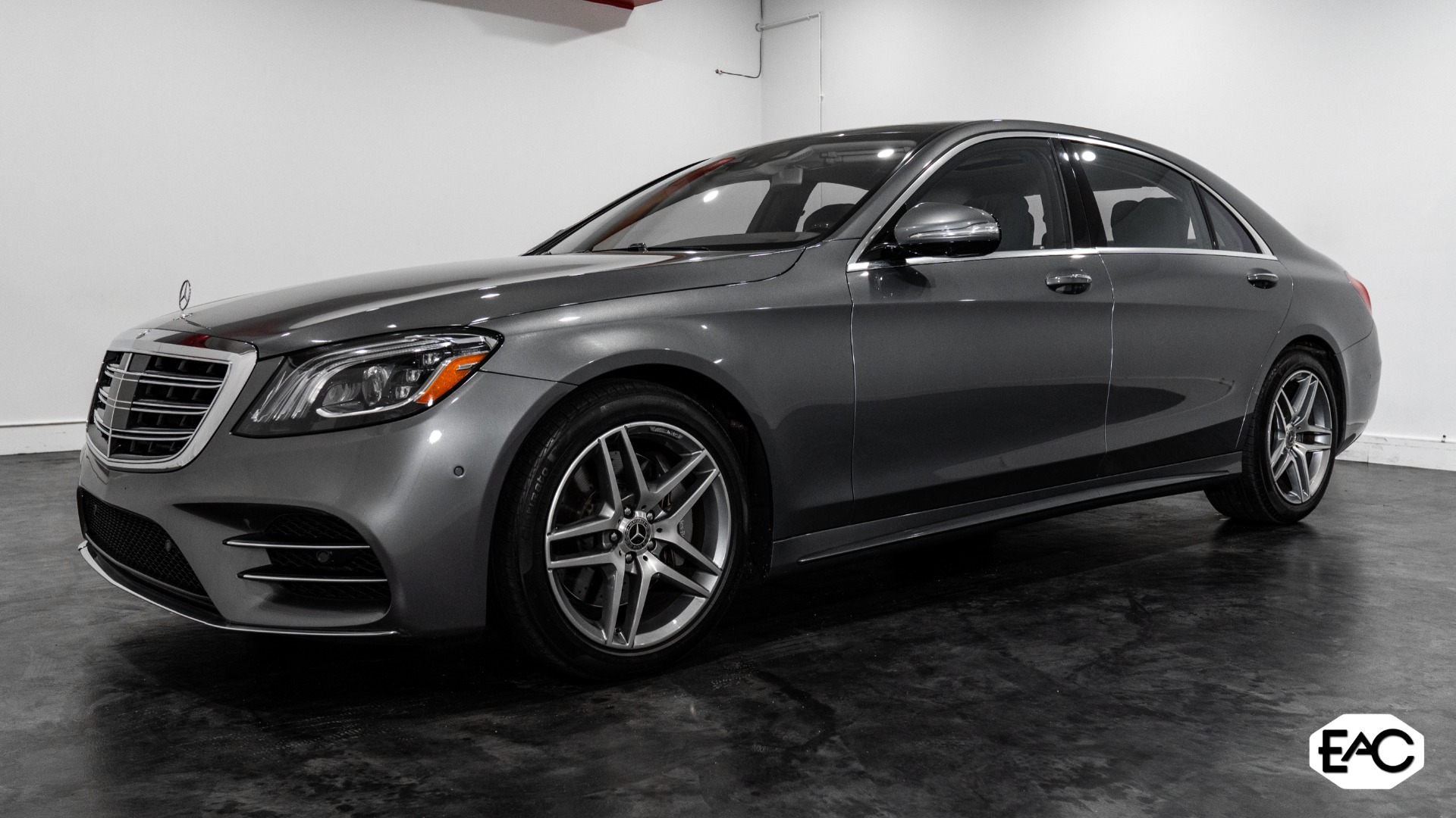 Used 2018 Mercedes-Benz S-Class S 560 4MATIC for sale Sold at Empire Auto Collection in Warren MI 48091 1