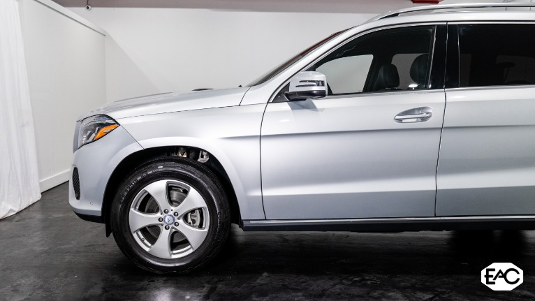 Used 2017 Mercedes-Benz GLS GLS 450 for sale Sold at Empire Auto Collection in Warren MI 48091 2