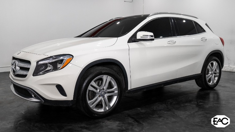 Used 2016 Mercedes-Benz GLA GLA 250 4MATIC for sale Sold at Empire Auto Collection in Warren MI 48091 1