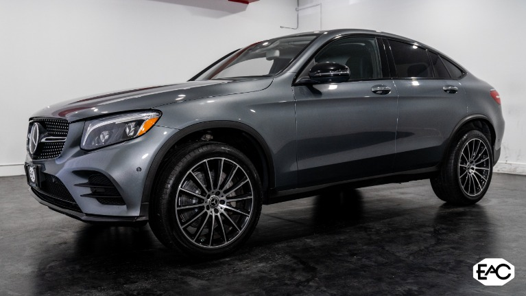 Used 2017 Mercedes-Benz GLC GLC 300 4MATIC for sale Sold at Empire Auto Collection in Warren MI 48091 1