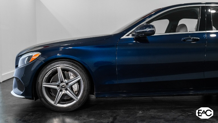 Used 2017 Mercedes-Benz C-Class C 300 Sport 4MATIC for sale Sold at Empire Auto Collection in Warren MI 48091 2