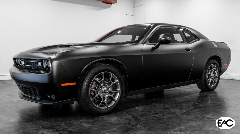 Used 2017 Dodge Challenger GT for sale Sold at Empire Auto Collection in Warren MI 48091 1