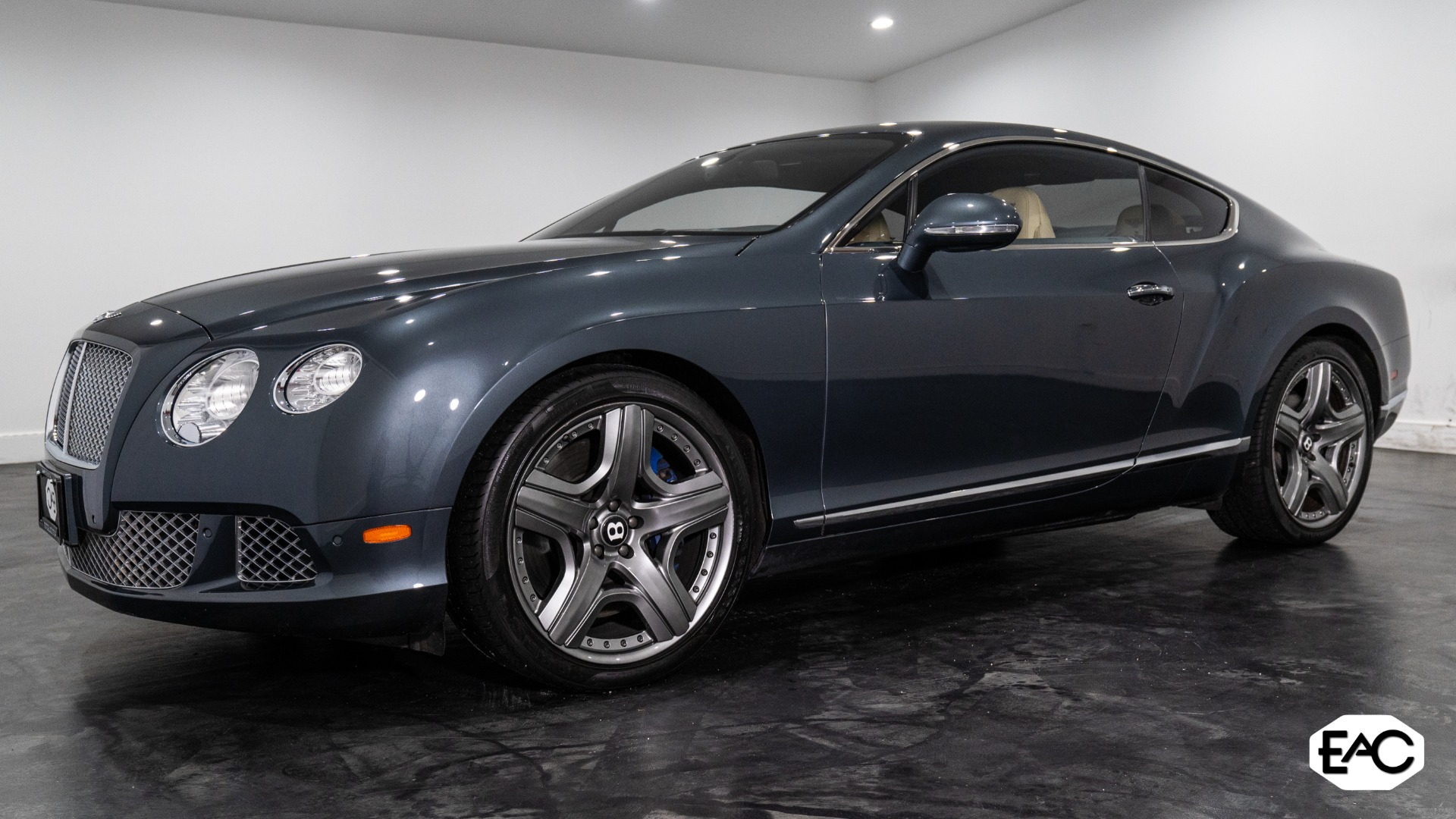 Used 2012 Bentley Continental GT for sale Sold at Empire Auto Collection in Warren MI 48091 1