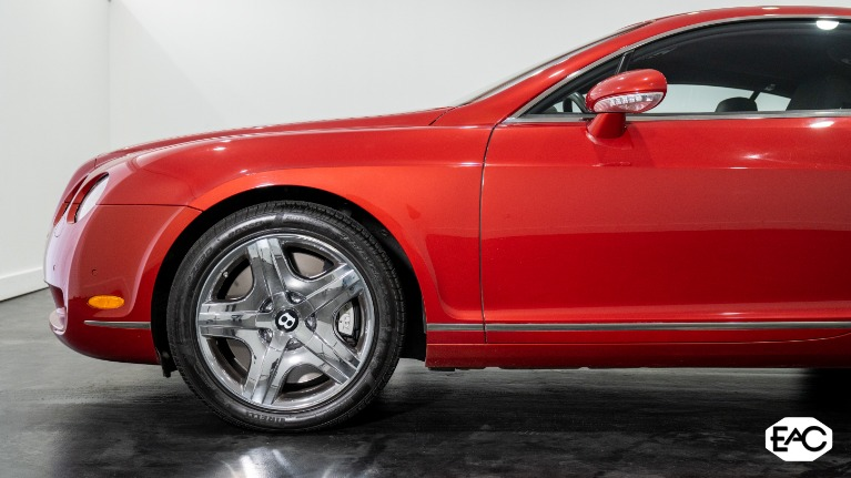Used 2005 Bentley Continental GT Turbo for sale Sold at Empire Auto Collection in Warren MI 48091 2