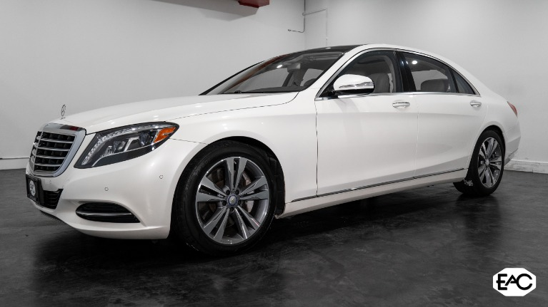 Used 2017 Mercedes-Benz S-Class S 550 4MATIC for sale $55,990 at Empire Auto Collection in Warren MI