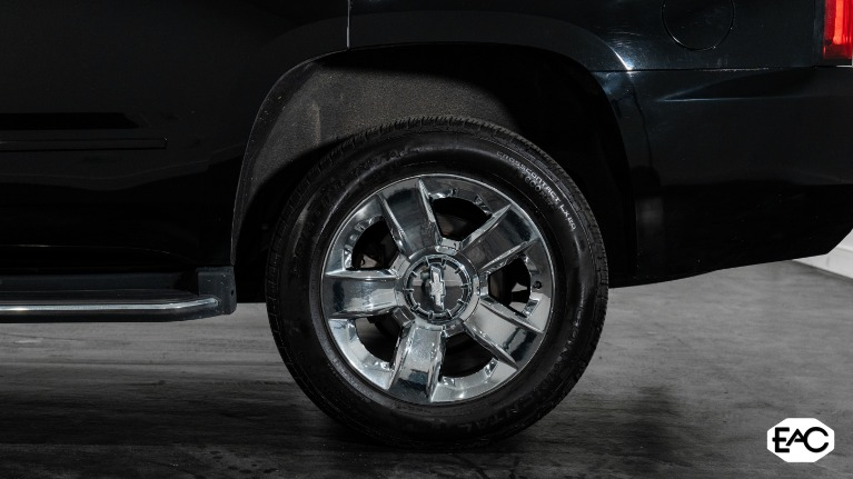 Used 2016 Chevrolet Tahoe LTZ for sale Sold at Empire Auto Collection in Warren MI 48091 4