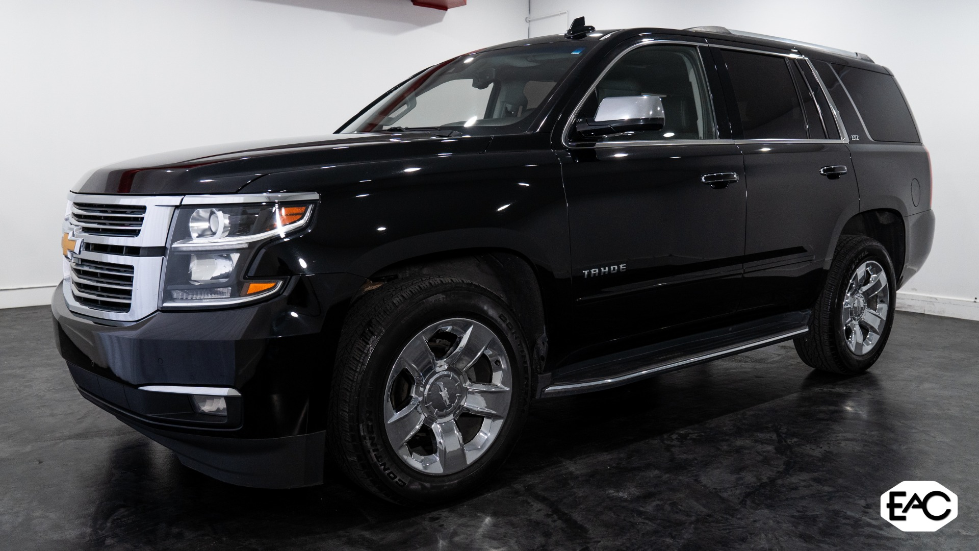 Used 2016 Chevrolet Tahoe LTZ for sale Sold at Empire Auto Collection in Warren MI 48091 1